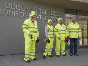 Bezpečnostní dobrovolníci
