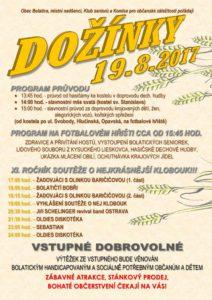 19.8.2017-Bolatice-Dožínky