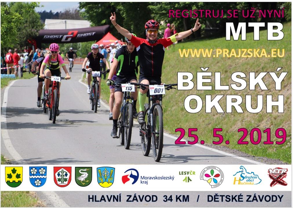 závody Bělský okruh